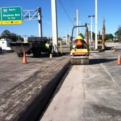 Parking Lot Repairs in orange park
