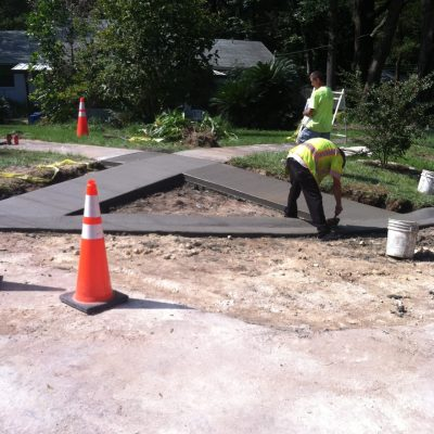 concrete work services in florida