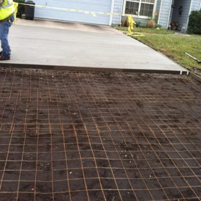 concrete work services in orange park